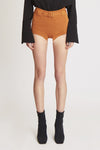 Pare Up Hot Pants Orange