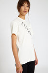 Paper Knife Tee White