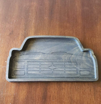 Ford Truck Catch All Tray | Decorative Tray
