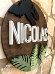 "23"" Dinosaur Signs - the-beautiful-birch"