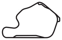 Limerock Track Outline Logo Black