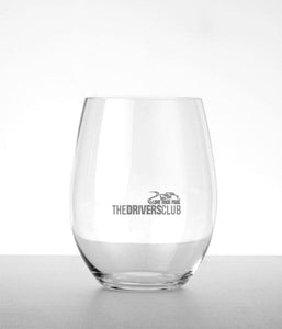 Stemless Wine Glass - LRDC Logo (Set of 4)