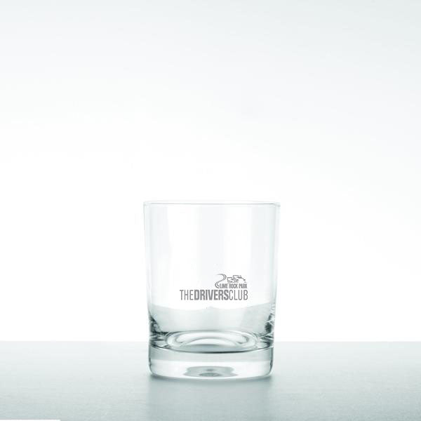 Glass Tumbler - LRDC Logo (Set of 4)