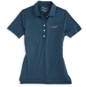Women's Short Sleeve Performance Polo by Peter Millar
