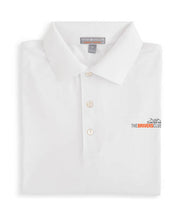 Men's Solid Stretch Jersey Polo by Peter Millar