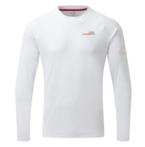 Men's UV Tec Long Sleeve Tee By Gill