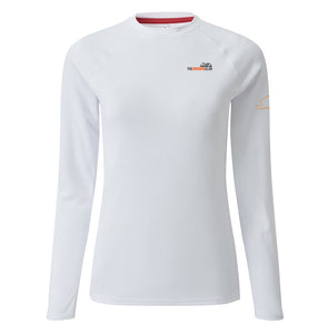 Women's UV Tec Long Sleeve Tee By Gill