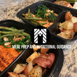 Meal Prep and Nutritional Guidance