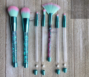 DIY Makeup Brush Set