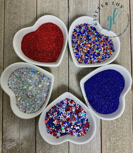 Independence  Glitter Pack