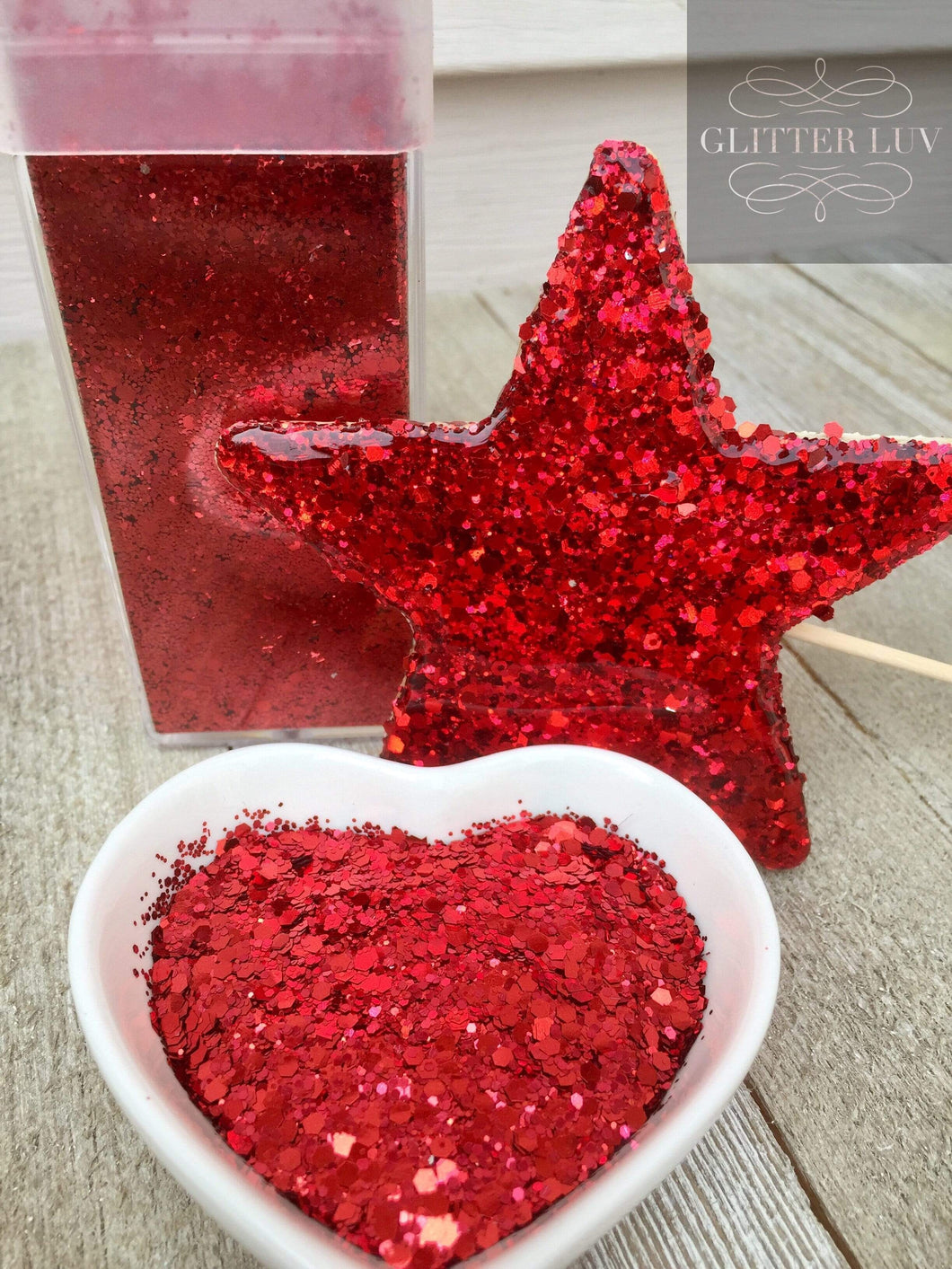 Wicked Apple Meatllic Chunky Glitter