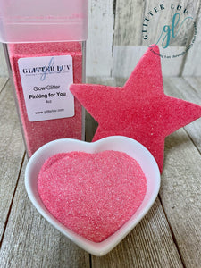 Glitter Luv Glow Glitter Pinking for You Glow