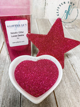 Load image into Gallery viewer, Glitter Luv Metallic Glitter Loves Desire Metallic