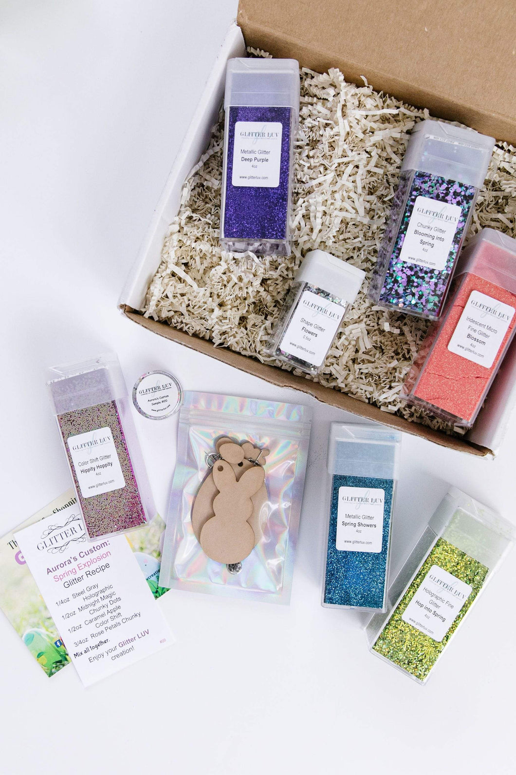 Glitter Luv Subscription Glitter Luv Subscription Box 2021
