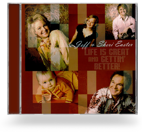 Life Is Great and Gettin' Better (CD)