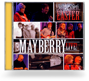 Mayberry Live! (CD)
