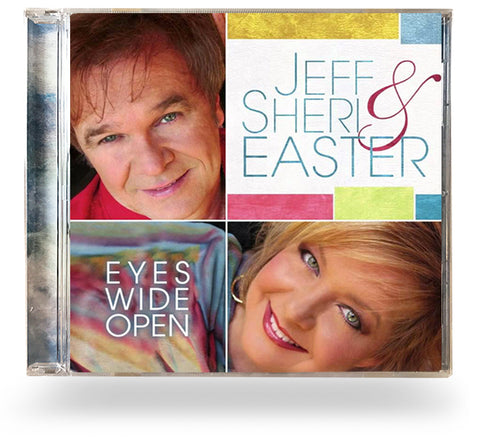 Eyes Wide Open (CD)