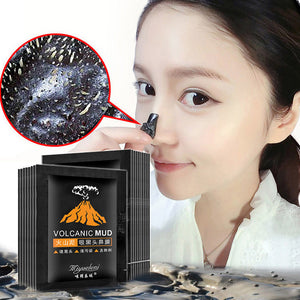 5pcs Blackhead Remover Black Mud Deep Cleansing Purifying Peel Acne Face Mask
