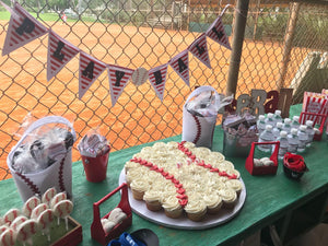 How to set up an effortless Play Ball party!