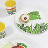 Very Hungry Caterpillar Plates