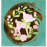 Woodland Animal Napkins