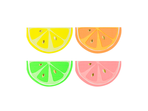 Citrus Small Napkins