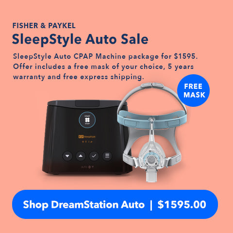 FP SleepStyle Auto CPAP Machine Sales
