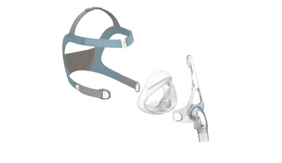 Vitera Full Face Mask Double Seal Pack by Fisher & Paykel from Easy CPAP