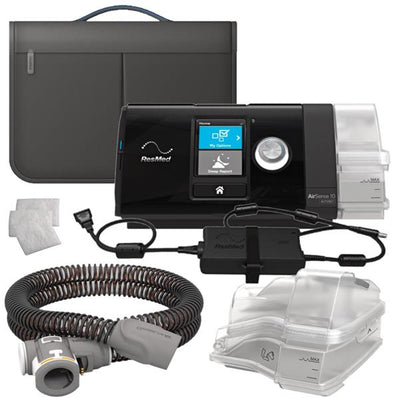 ResMed AirSense 10 Elite CPAP Machine with 4G by ResMed from Easy CPAP