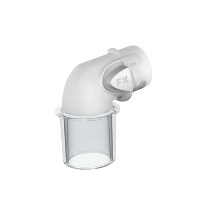 Mirage FX Elbow Assembly by ResMed from Easy CPAP