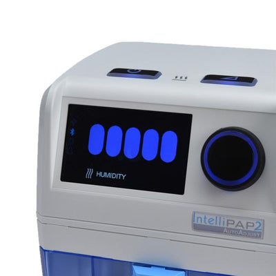 DeVilbiss Blue AutoPlus CPAP with Heated Humidifier Package