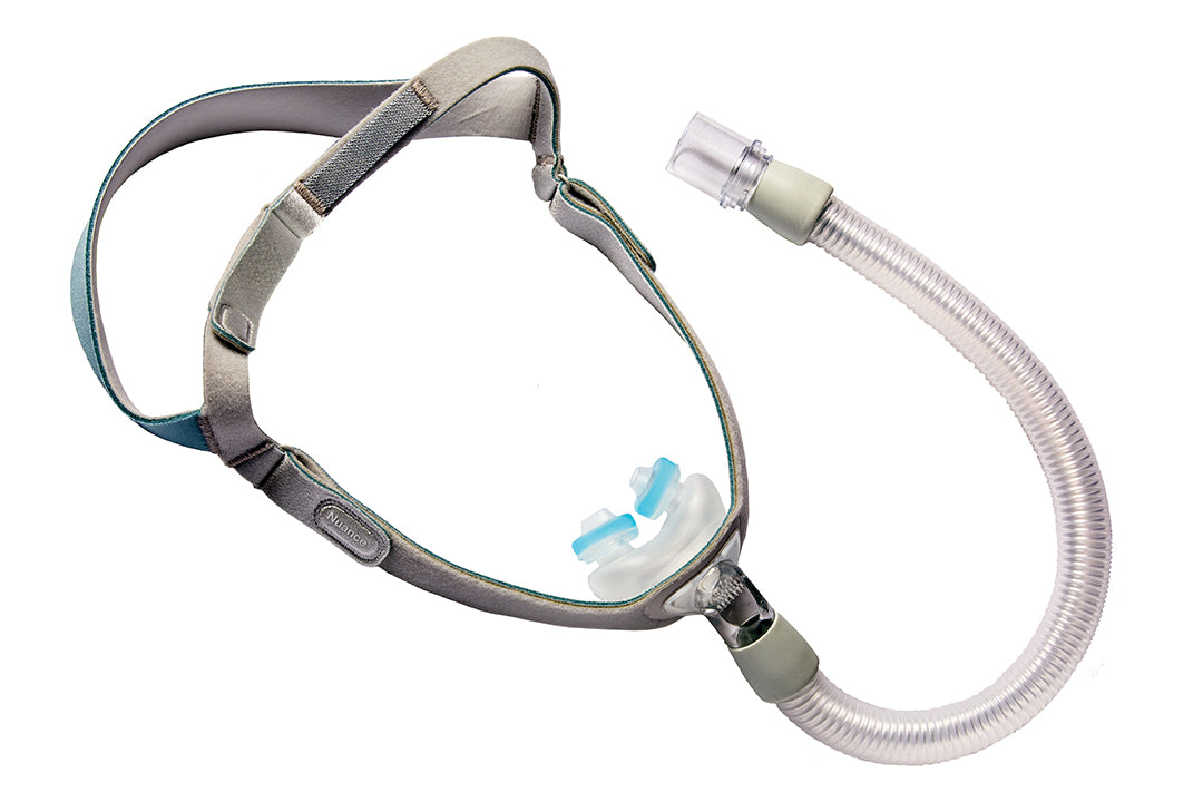 Nuance Gel Mask with Fabric Frame by Philips from Easy CPAP