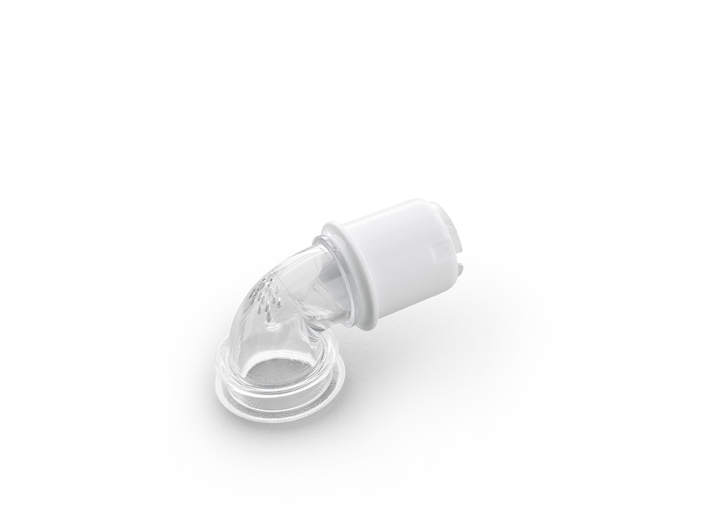 Exhalation Elbow for DreamWear CPAP Masks