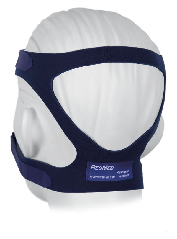 ResMed Universal Headgear for Mirage / Ultra Mirage / Activa / Quattro by ResMed from Easy CPAP