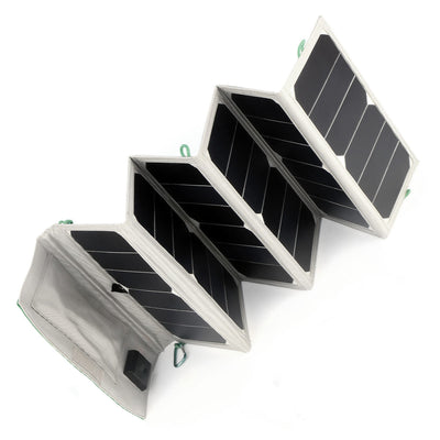 Solar Panel Charger for Pilot-12 Lite & Pilot-24 Lite Battery Packs