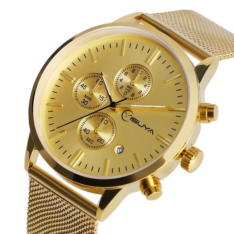 Golden Exclusive Watch Watches OneShopee - OneShopee #1 Best Selling Luxury Cheap Sexy Swimwear Online Store