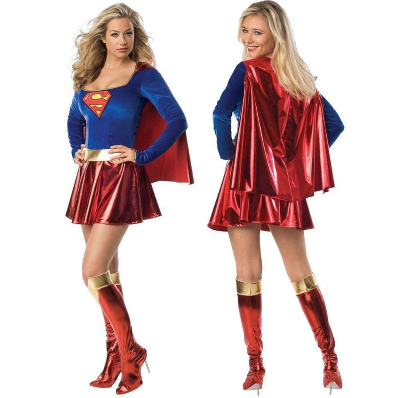 Super Hero Super Girl Ladies Wonder Woman Halloween Costumes Halloween Costumes OneShopee - OneShopee #1 Best Selling Luxury Cheap Sexy Swimwear Online Store