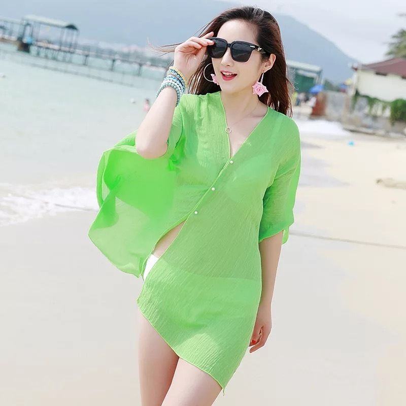 5de2a31a2bb18 ... Sexy Chiffon Scarf Cover Up Cover Ups Epiya - OneShopee #1 Best Selling  Luxury Cheap ...