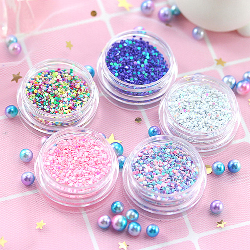 Colorful Sprinkles Crystal DIY Glitter Slime Accessories (FREE SHIPPING) Slime Supplies OneShopee - OneShopee #1 Best Selling Luxury Cheap Sexy Swimwear Online Store