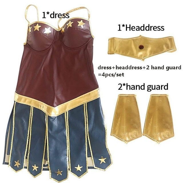 Wonder Woman Cosplay Costumes Adult Justice League Super Hero Halloween Costumes Halloween Costumes Epiya - OneShopee #1 Best Selling Luxury Cheap Sexy Swimwear Online Store