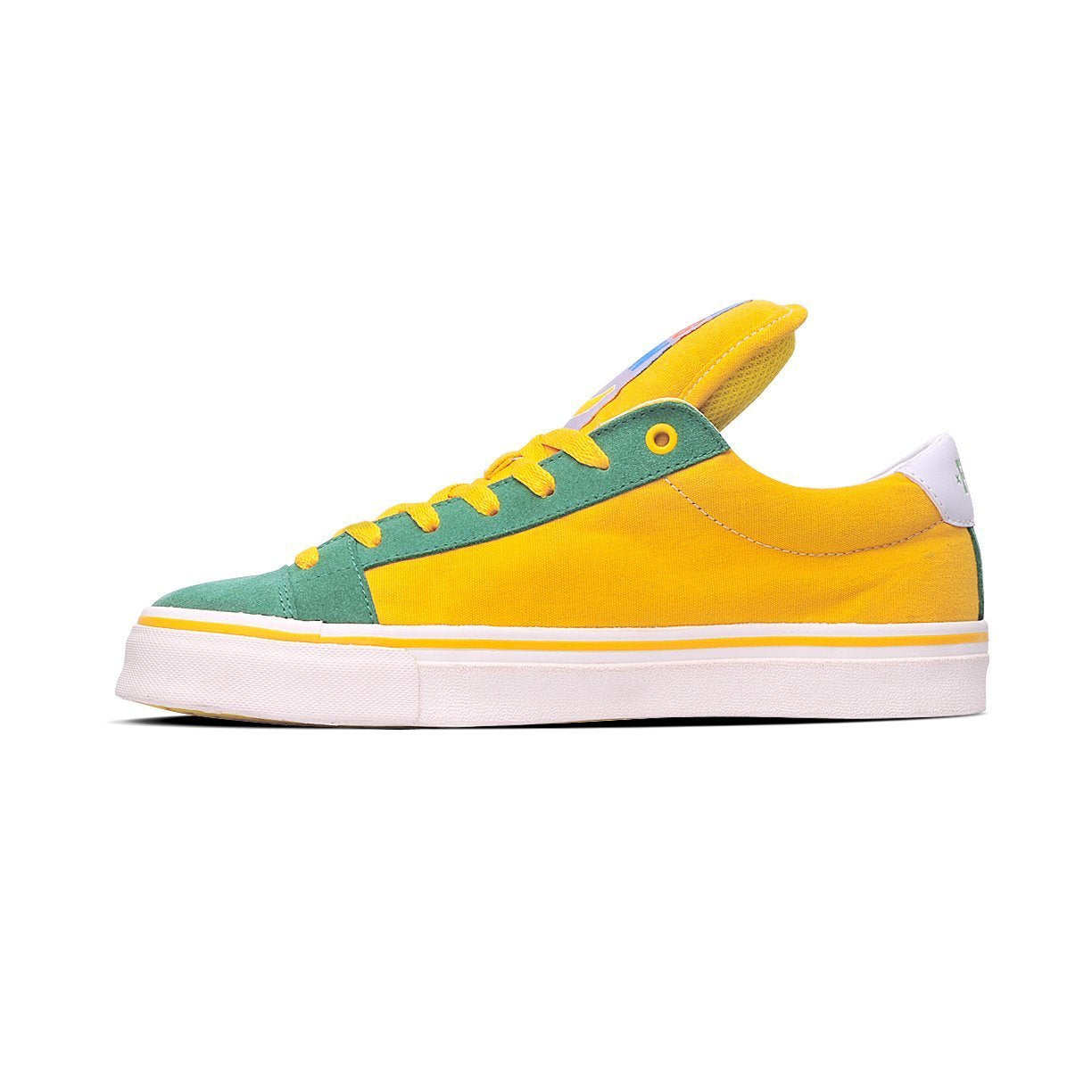 Caven Green Yellow