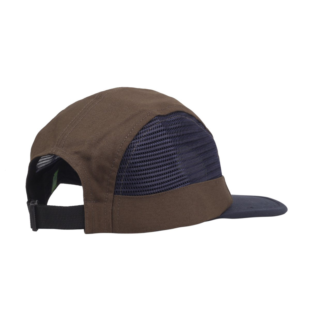 5 Panel Cap Mili Green, Dark Navy