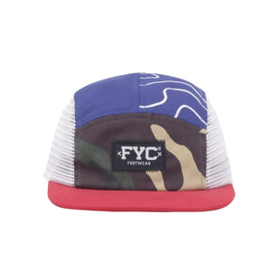 5 Panel Cap Terra Multi Colour
