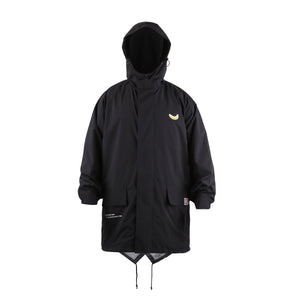 Parka Fishtail Banana Black