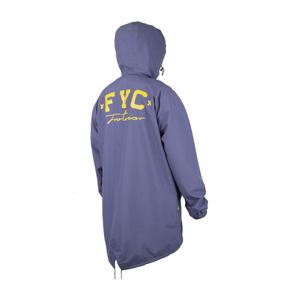 Parka Fishtail Banana Navy