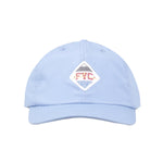 Polo Cap At Baby Blue