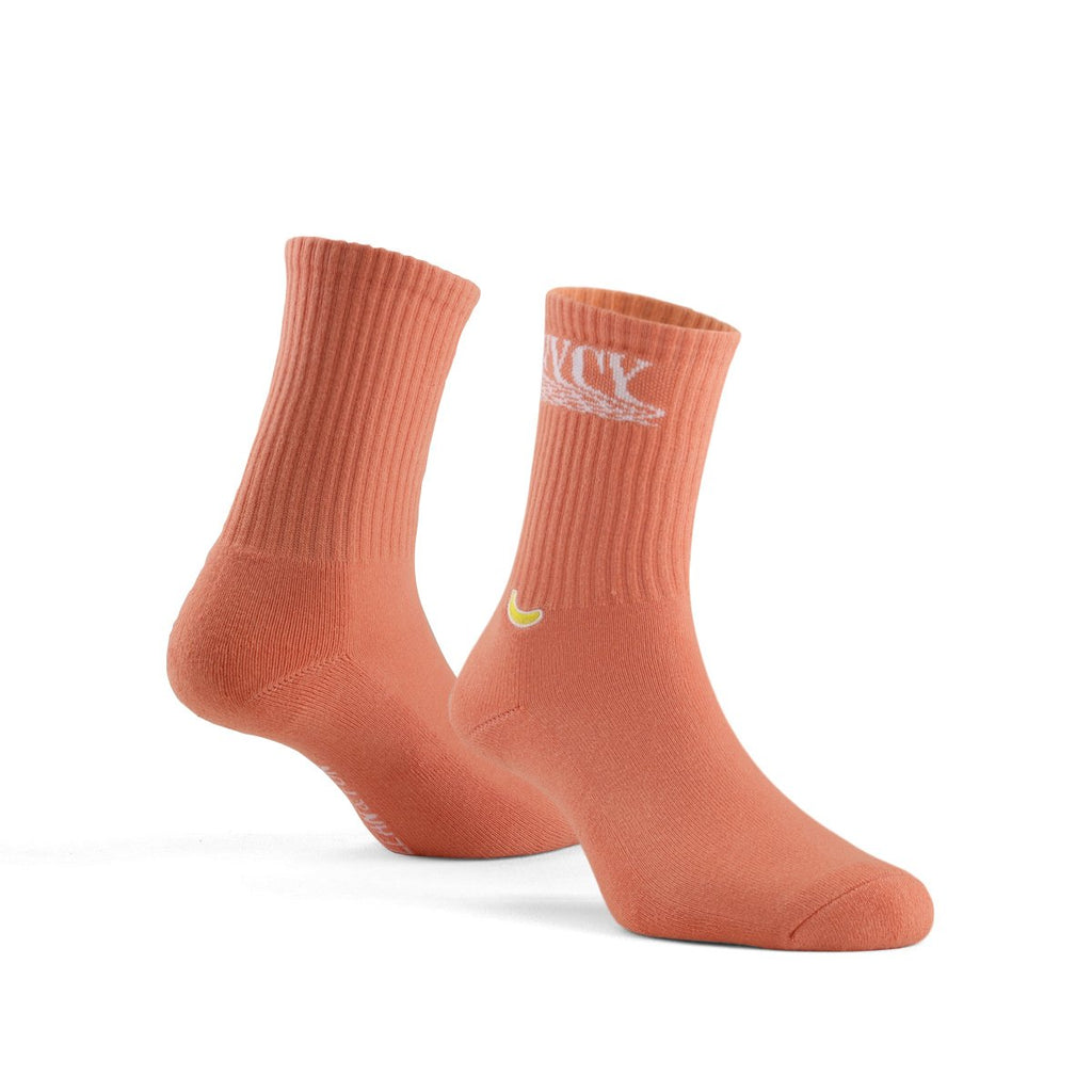 Sock Logo Error Pink