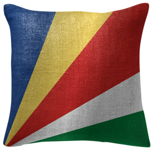 Flag of Seychelles - ARTPICS