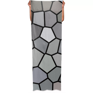 Grey Mosaic pattern - ARTPICS