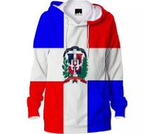 Flag of Dominican Republic HOODIE - ARTPICS
